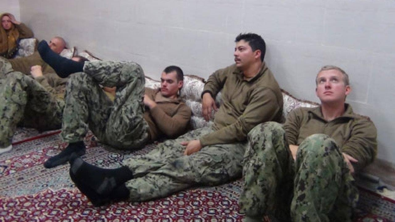 Navy investigation finds US sailors captured in Iran 'did ...