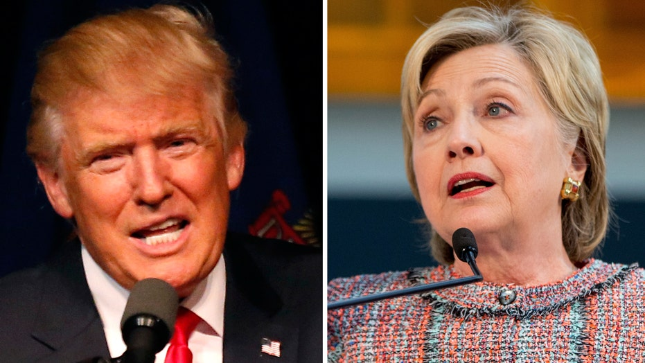 Clinton vs. Trump on trade, terror and temperament