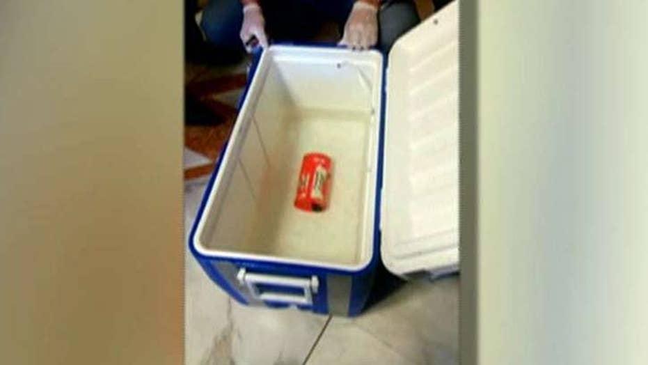 EgyptAir flight recorder indicates smoke in bathroom