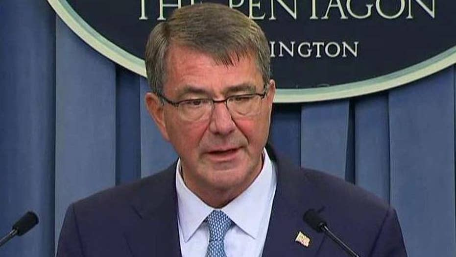 Secretary Carter: Transgender Americans may now serve openly