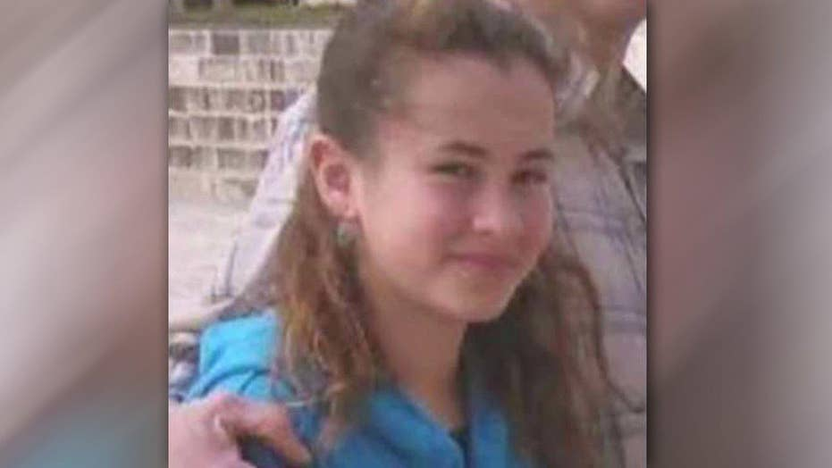 13-year-old American girl killed by Palestinian in Israel
