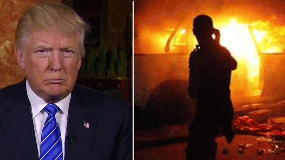 Trump outlines biggest mistakes in Benghazi attack response