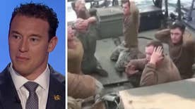 On 'America's Newsroom,' Carl Higbie calls the capture of U.S. sailors in Iran a 'national embarrassment'