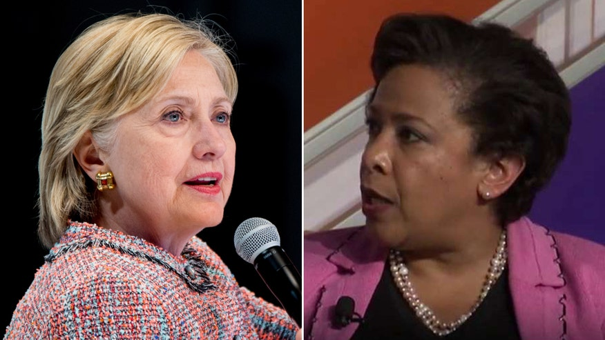 Attorney general acknowledges meeting with Bill Clinton 'cast a shadow' on public perception of email investigation