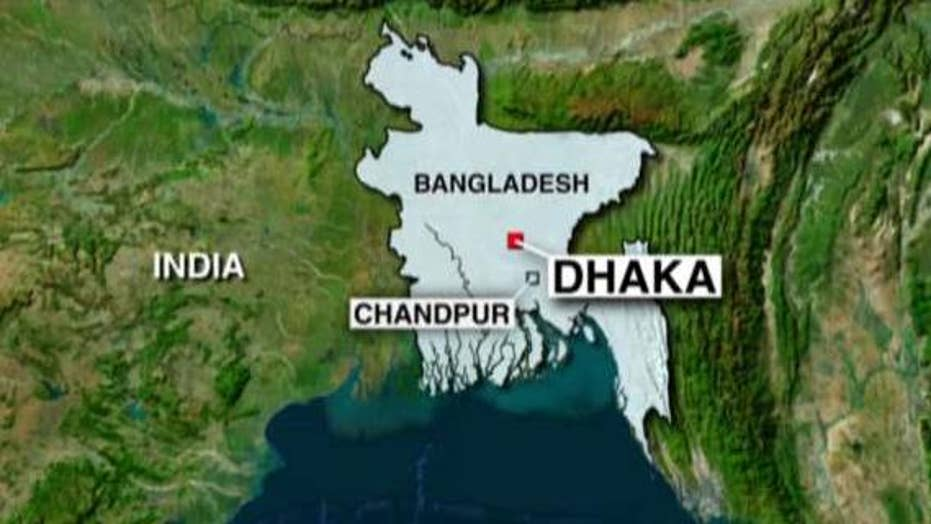 Casualties reported in fluid hostage situation in Bangladesh