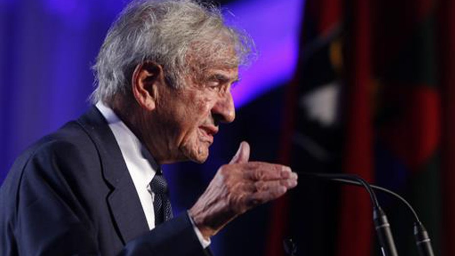 The life and legacy of Holocaust survivor Elie Wiesel