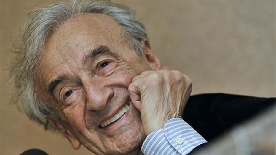 Friend of Elie Wiesel: The world lost a great moral voice