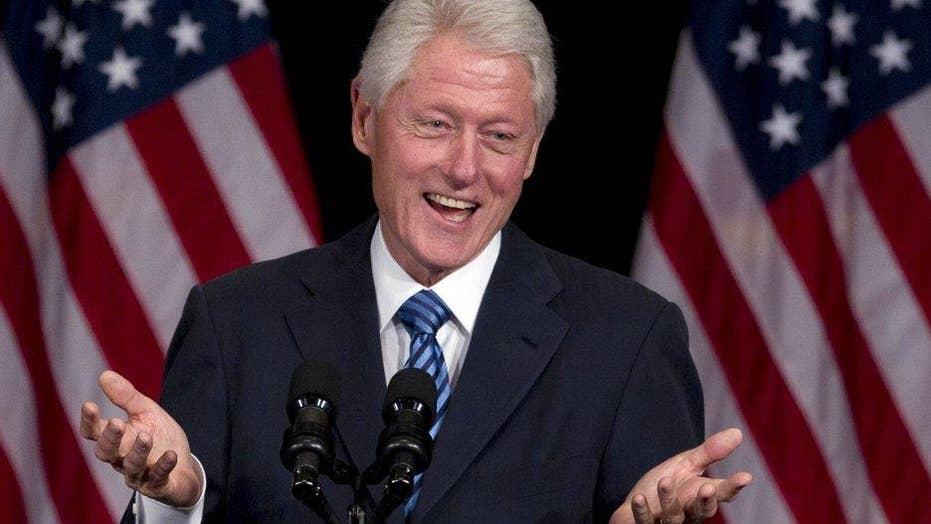 Bill Clinton's media backlash