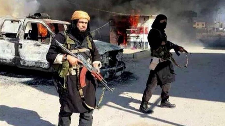 ISIS carries out three major terror attacks in one week
