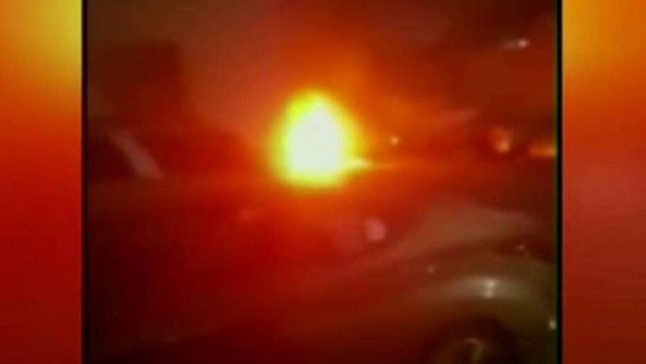 Suicide bomber strikes in Medina, Saudi Arabia