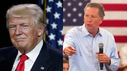 Donald Trump's party in Cleveland this week is about to kick into high gear -- but unless the Republican presidential nominee can bridge the rift with Ohio Gov. John Kasich, Trump's chances of carrying the key battleground state will remain in doubt.