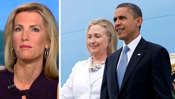 Ingraham: Without Obama I don't know what Clinton has