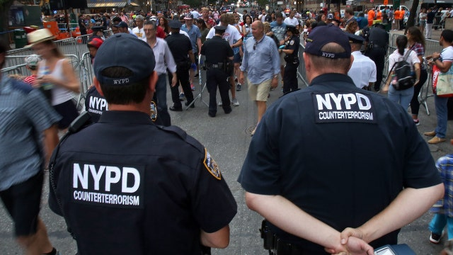 The importance of counterterrorism in 2016 race