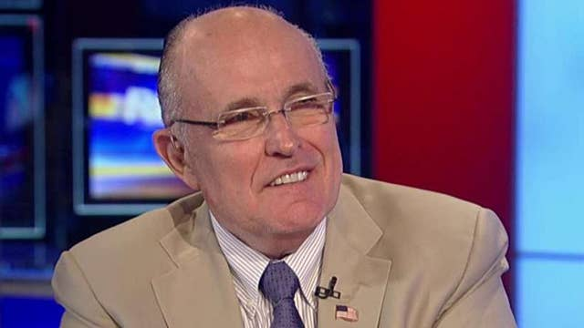 Giuliani: FBI decision 'special exception for the Clintons'