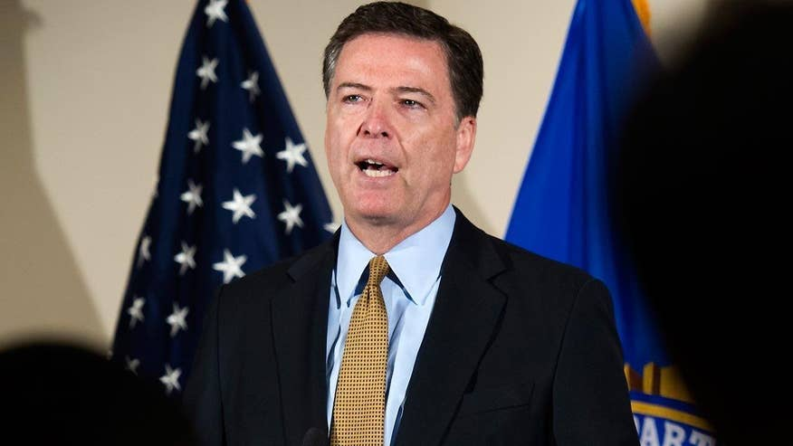 Why didn't James Comey take questions after announcing he was recommending no charges in Clinton private email server scandal? Fox News' Catherine Herridge has insight for 'On the Record'