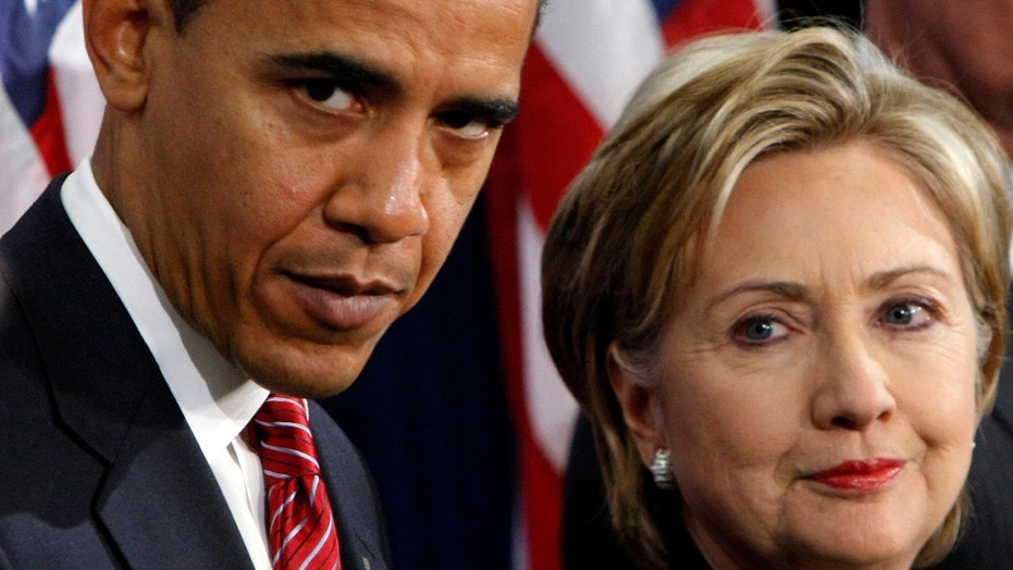 Obama hits the campaign trail for Hillary Clinton