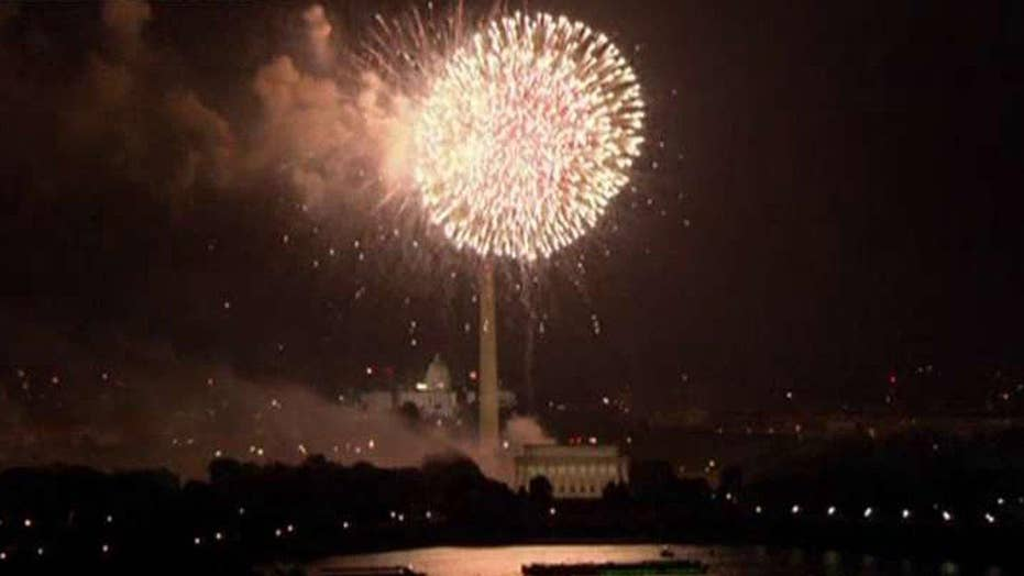 PBS uses stock firework footage in holiday special