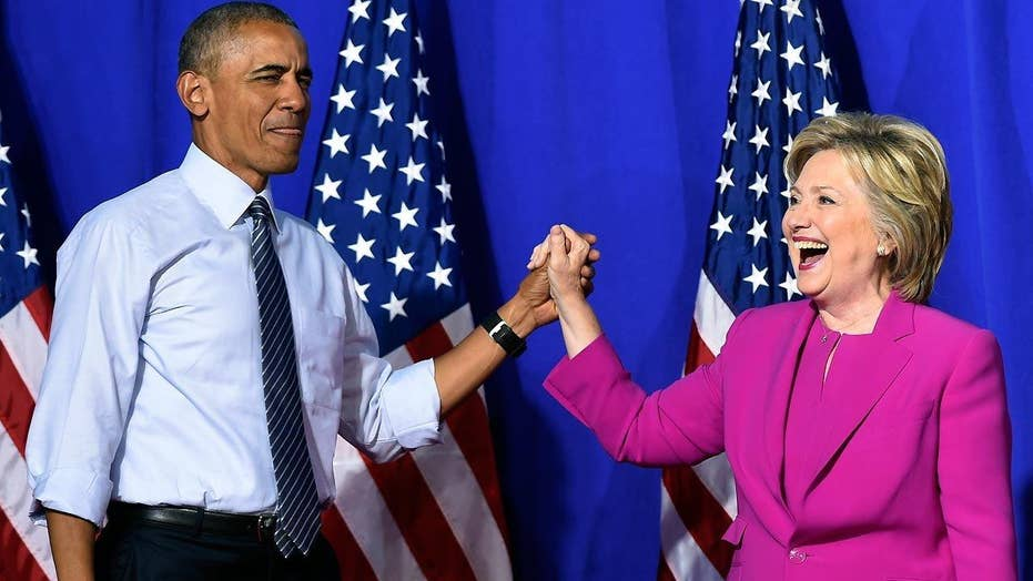 Obama: I know Hillary Clinton can do the job