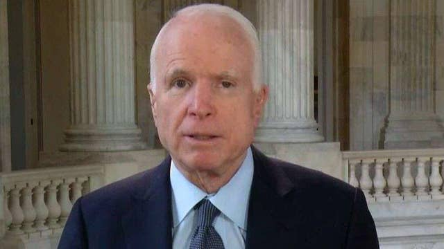 McCain: Obama's Afghanistan plan puts troops at greater risk