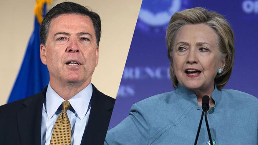 'The O'Reilly Factor' examines the impact of Comey's recommendation on the presidential race