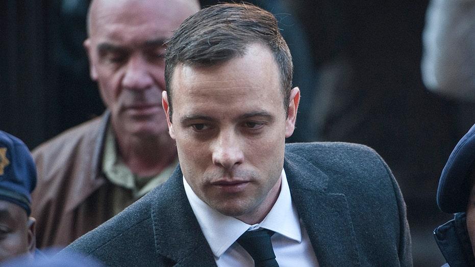 Oscar Pistorius sentenced to 6 years for murder