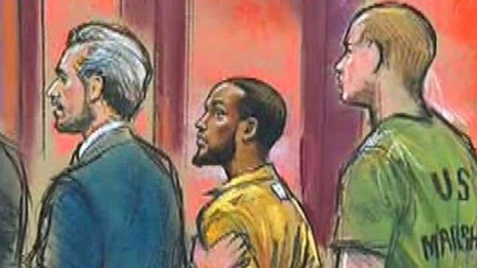Ex-National Guard member charged with helping ISIS