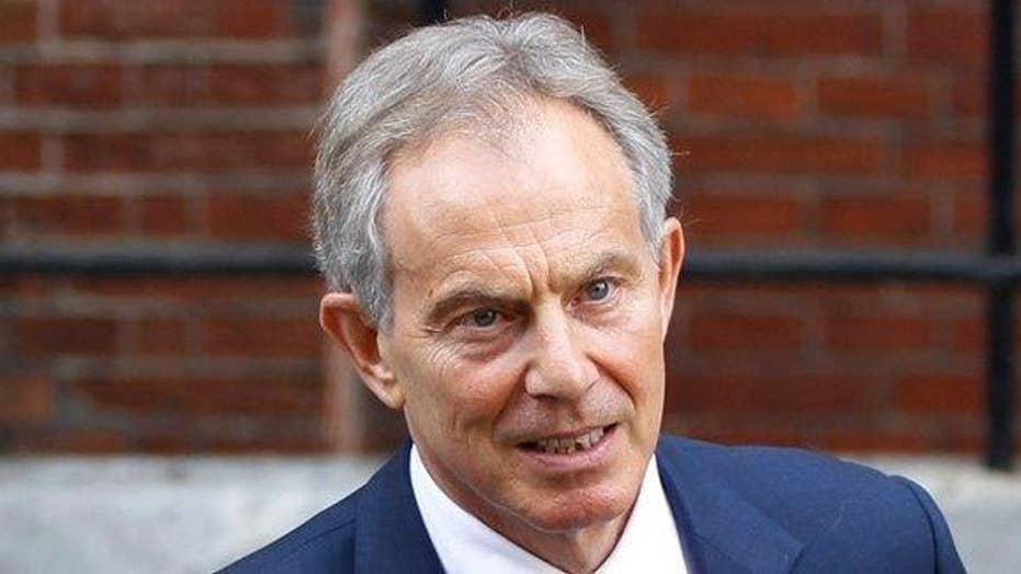 Former Prime Minister reacts to Iraq report