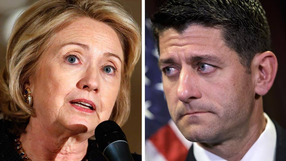 Lawmakers not finished with Hillary Clinton email scandal