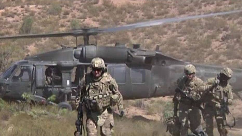 Obama announces strategy shift for Afghanistan