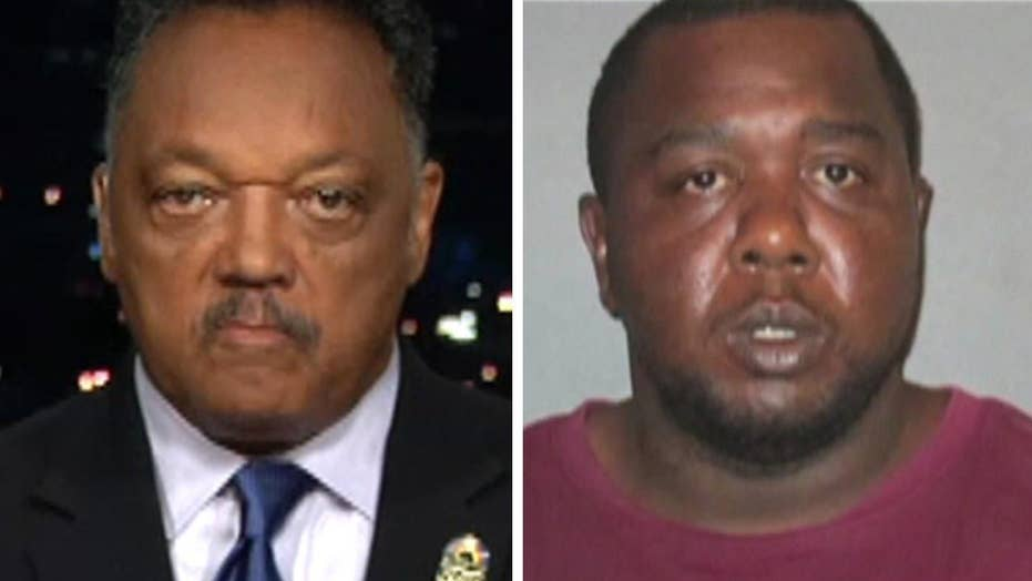 Rev. Jackson: Alton Sterling was no threat to the police
