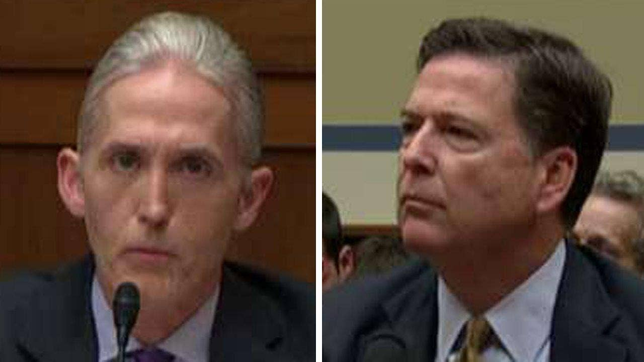 Comey testifies Clinton email claims 'not true' at heated Hill hearing