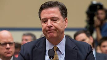 James Comey testifies on the Hillary Clinton e-mail probe
