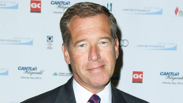 Brian Williams slammed for comparing Obama to Richard Pryor