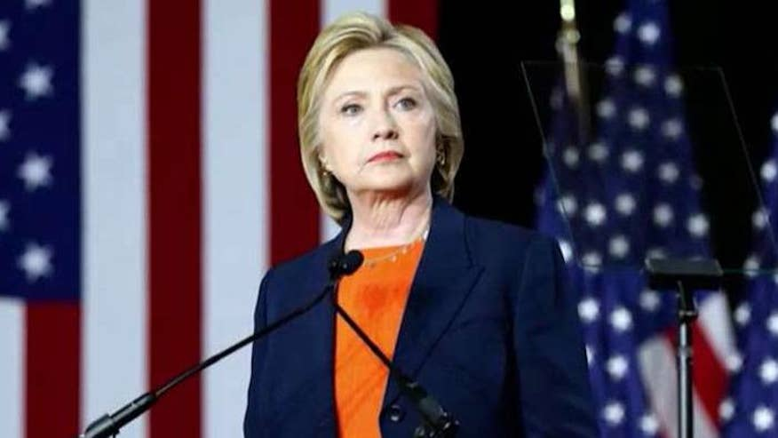 Hillary has made no public remarks despite being cleared in the server investigation; Jennifer Griffin explains on 'Special Report'