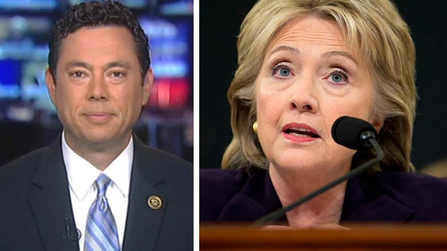 Rep. Jason Chaffetz, R-Utah, speaks out on 'The Kelly File' about how the former secretary of state handled classified information