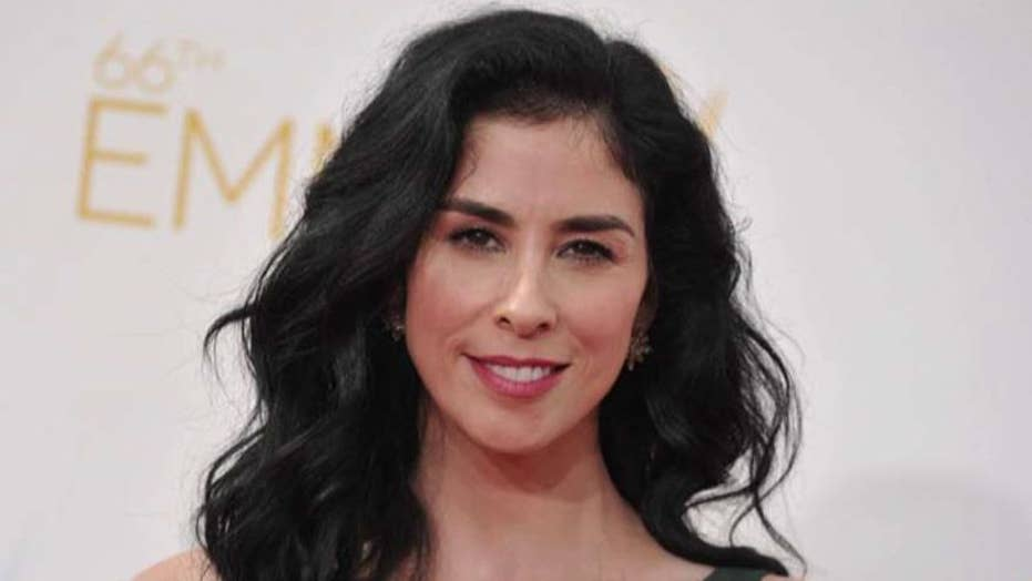 Sarah Silverman 'lucky to be alive' after throat infection