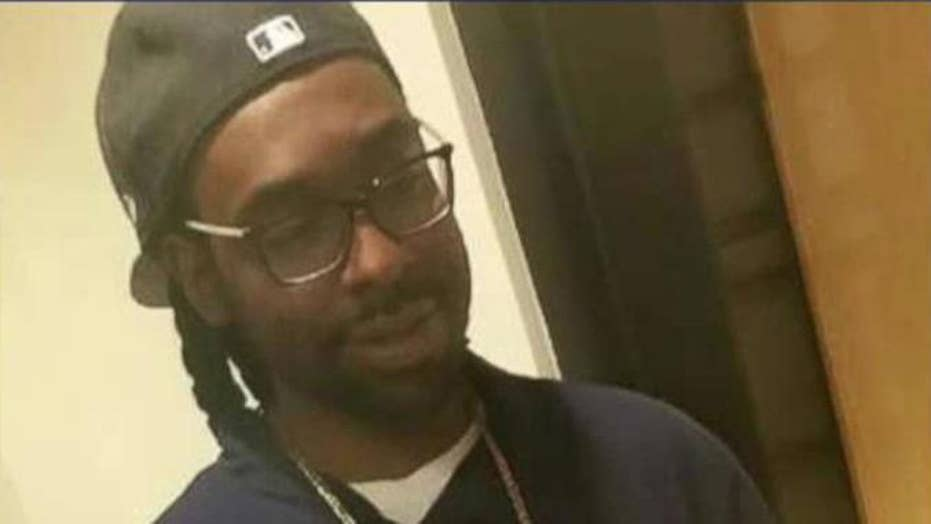 Fatal police shooting aftermath livestreamed on Facebook