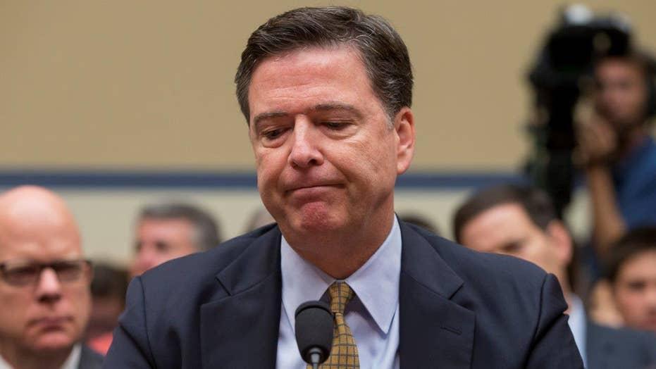 FBI director denies allegations FBI decision was coordinated