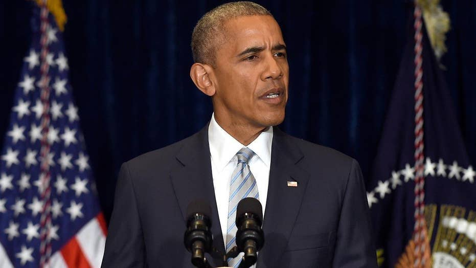 Obama: Criminal justice reform is not an attack on police