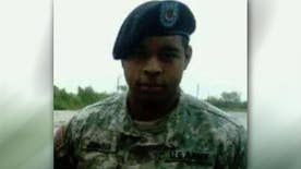 Micah Xavier Johnson served in the U.S. Army reserves; Jennifer Griffin reports from Washington