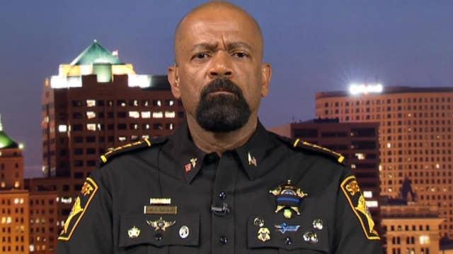Sheriff Clarke: Black Lives Matter needs to be marginalized