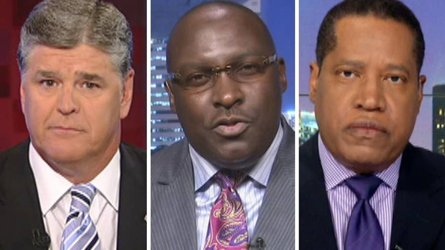 Reaction on 'Hannity' to attack on law enforcement in Dallas