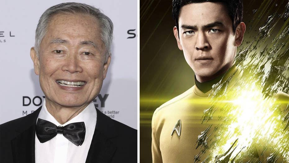 Takei: Gay 'Star Trek' character would be 'unfortunate'