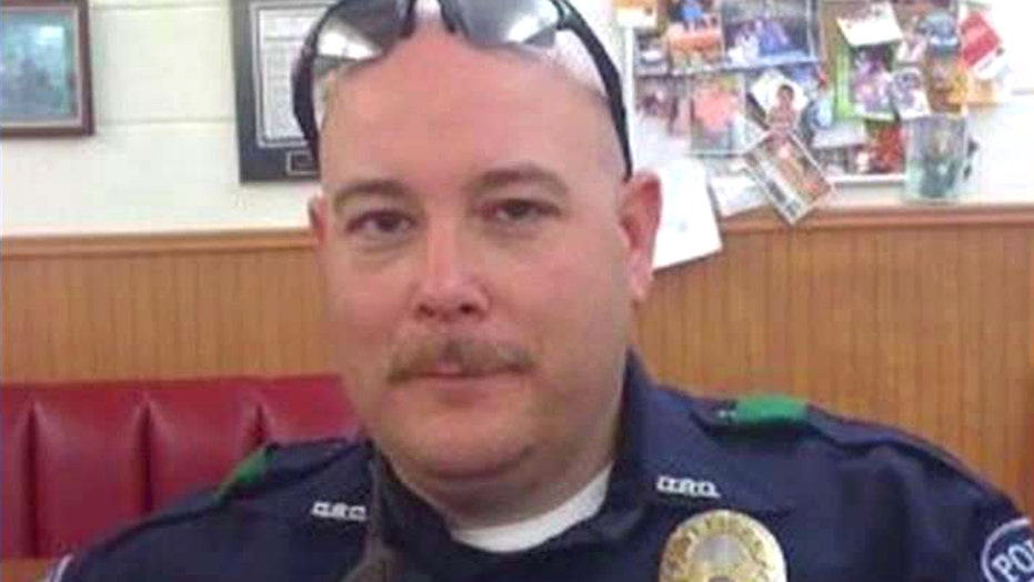 Officer Brent Thompson named as first Dallas victim