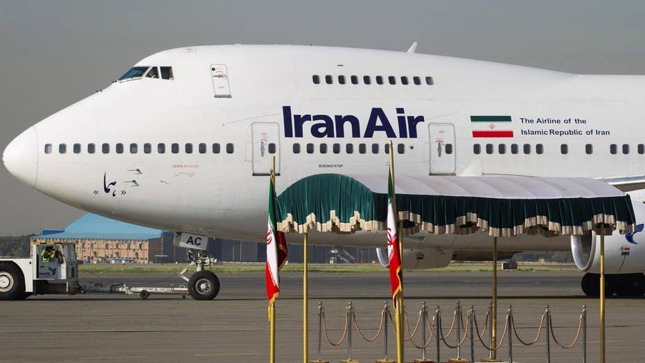 House votes to block Boeing sale to Iran