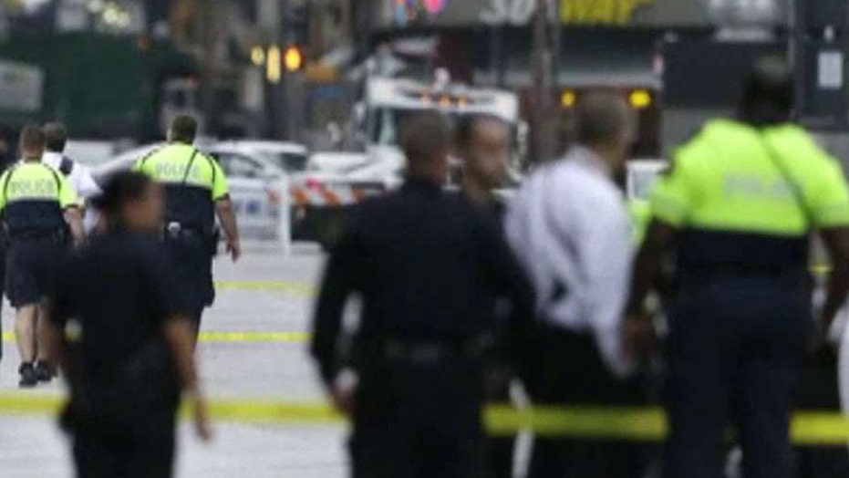 Dallas police in wake of ambush attack: We are hurting