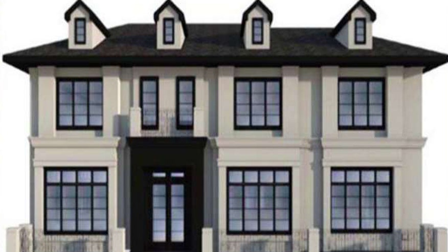 Homeowners of new house say the design was not protected under the Copyright Act