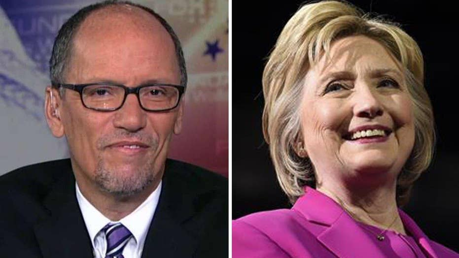 Tom Perez: Clinton knows she has to earn back trust