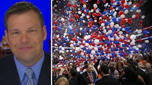 GOP delegate talks party platform being crafted in Cleveland