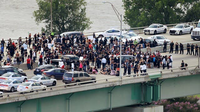 Starnes: Time to end the Black Lives Matter lawlessness